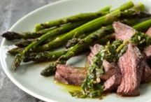 What to Eat - Paleo & Low Fat Recipes / Putting better sustenance in your body / by Aesthically Fine