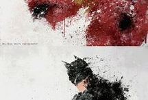 Heroes 》 DC vs Marvel