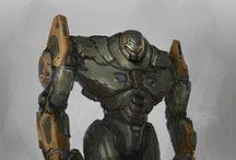 Robots 》 Concept