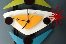 Costurero / Reloj pared