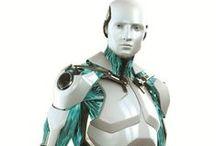 Tecnologia / Temo el día en que la tecnología sobrepase nuestra humanidad, el mundo solo tendrá una generación de idiotas.