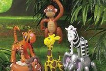 Jungle/safari party