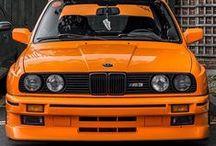 BMW E30 M3 - E28 M5 - E24 M6 / BMW E30 M3 - E28 M5 - E24 M6