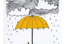PODZIM deštník