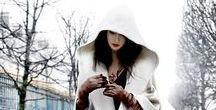 Abrigo Capa - Capes / Las #capas más #fashion del mundo de la #moda