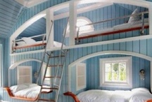 Bedrooms / by Toni Derouin