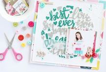 Scrapbooking: Layouts