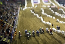 Tilt Shift and Miniature Toy People