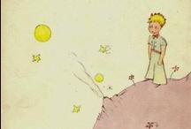 O Pequeno Príncipe / Le Petit Prince foi publicado em Nova York no dia 6 de Abril de 1943 pelos editores Reynal&Ritchcok,em duas edições,francesa e inglesa. Livro francês mais vendido no mundo.Só perde para a Bíblia e O Peregrino. / by Sandra Beatriz Vasconcelos Thome