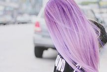 Bright Colorful Hair / by Katherine Nicole