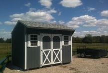 Prefab Garden Sheds / SIMPLE • CONVENIENT • AFFORDABLE • STORAGE Delivering throughout Ontario and Quebec...