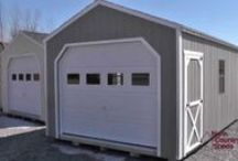 NCS - Video Archive  / North Country Sheds - Log Cabins, Garden Sheds, Portable Garages, Gazebos, Chicken Coops...Visit us online for more info. NorthCountrySheds.com