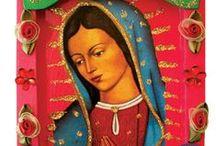 La Virgen de Guadalupe / by Patsy Medina