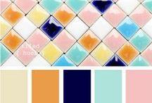 • Color palettes •