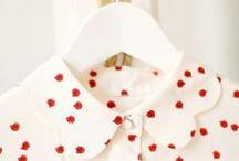 CCC- Camisas, casacos e camisetas.