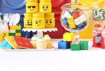 Lego Party Ideas / This board is full of inspiration for your Lego themed DIY party.