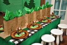 Bigfoot Party Inspiration / This board is full of inspiration for your Bigfoot party
