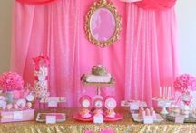 Princess Party Ideas / This board is full of ideas for your Princess themed party.