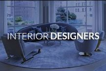Interior Designers / Series of pictures of the most influent people in Interior Design.