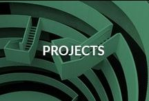 Projects / Interior design and architecture projects!