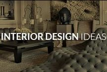 Interior Design Ideas / Ideas to decorate: bathrooms, bedrooms, walls and so on.