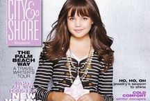 Tween and Teen Celebrities / Tween and Teen Celebrities wearing Un Deux Trois