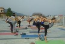 Yoga Teacher Training in Rishikesh, India / Professional Yoga Teacher Training Course in Rishikesh, India provided by one of the oldest Yoga Schools in Rishikesh, India. It was started by world famous The Great Himalan Yogi Yoga Nanda Maharaj Ji in 1999.
