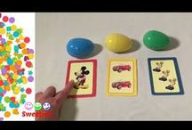 Learn to Count / Videos are fun ways for little ones to learn to count!