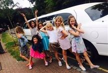 Limo Parties For Girls In London / Limo parties are awesome parties you can throw for girls, kids and teenagers of all ages. Throw a spa, makeover or pamper party before sending the kids off on their own VIP cruise in a Limousine in London