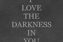 Dark stuff
