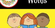 Dolch Sight Words / Dolch Sight Words:  Activities, Flash Cards, Clip Cards, and Worksheets