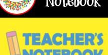Teachers Notebook / Products for you PreK, Kindergarten, First, and Second Grade classrooms.