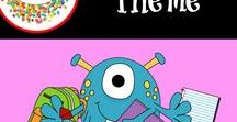 Monster Themed Classroom Resources / Monster-themed products for your PreK, Kindergarten, First Grade, and Second Grade classroms!  Worksheets, Clip Cards, Puzzles, and Posters!