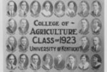 UK Ag through the years / by University of Kentucky College of Agriculture, Food and Environment
