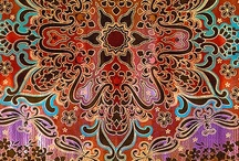 Fabric design / by Rebecca Windinwood