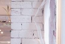 White brick+