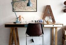 Home office ideas+