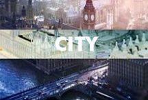 ''City is my church