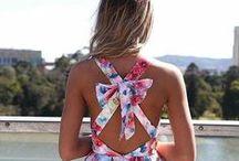 Dress ● Pattern (Flowers)