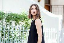Dress ● Color (Black)