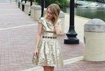 Dress ● Color (Gold)