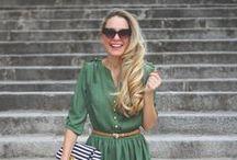 Dress ● Color (Green)