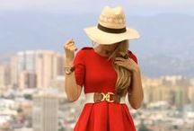 Dress ● Color (Red)