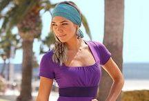 Dress ● Color (Purple)