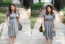 Dress ● Color (Gray)