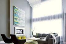 Moodboard huiskamer