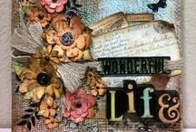 Inspiration - Tim Holtz / Inspirational Pins from all over Pinterest showcasing Tim Holtz pins