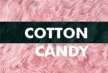 ''Cotton candy mood