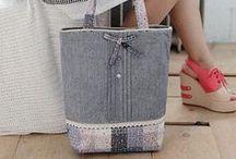 Nagy táskák, szatyrok