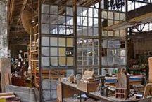 ateliers et autres cabinets de curiosites / boudoirs ?